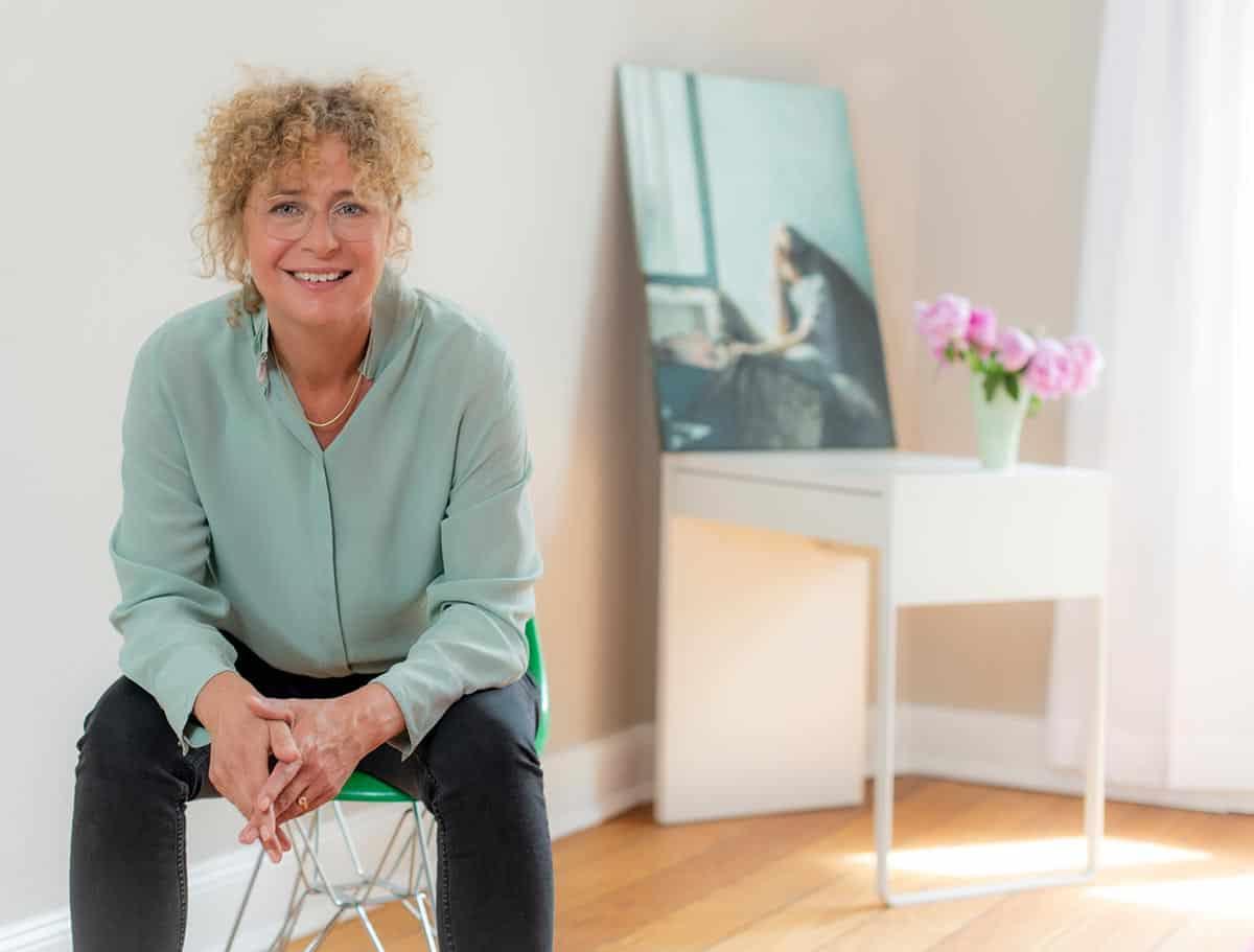 Portrait, Ann-Kathrin Witte, Mediatorin