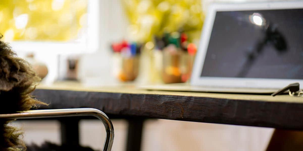 Witte Mediation Schreibtisch